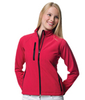 rzees Colours Ladies Soft Shell Jkt - Suffolk Insignia