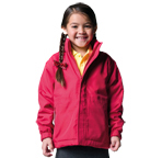 Schoolgear Reversible Jacket - Suffolk Insignia
