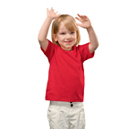 Hanes Toddler-T T-Shirt - Suffolk Insignia